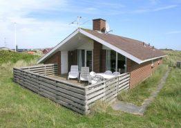 Ferienhaus in großartiger Natur an der Nordseeküste