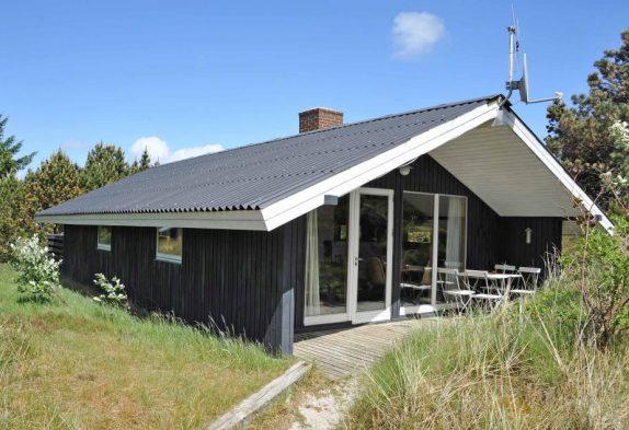 Gemütliches Ferienhaus in Bjerregård, Danemark