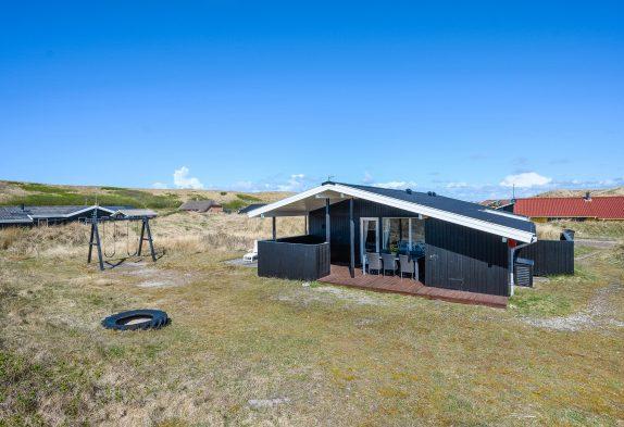 Strandnahes Ferienhaus zum Wohlfühlen in Bjerregård