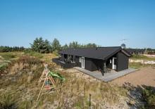 Modernes Ferienhaus für 6 Personen in ruhiger Umgebung. Kat. nr.:  B2260, Bilbergsvej 11