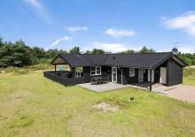 Einladendes Ferienhaus mit geschlossener Terrasse