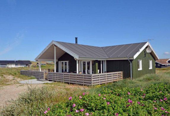 Energiefreundliches Ferienhaus an der Westküste