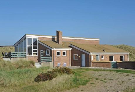 Energivenligt sommerhus på naturgrund, 2 soveafdelinger