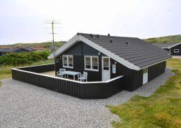 Velindrettet feriehus for lystfiskere og naturelsker. Kat. nr.:  B2521, Bjerregårdsvej 372;