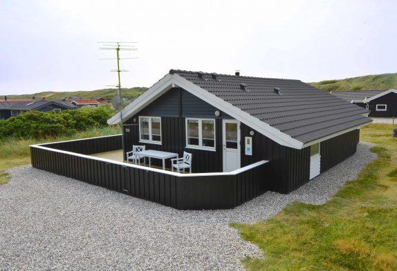 Schönes Ferienhaus für Angler und Naturliebhaber