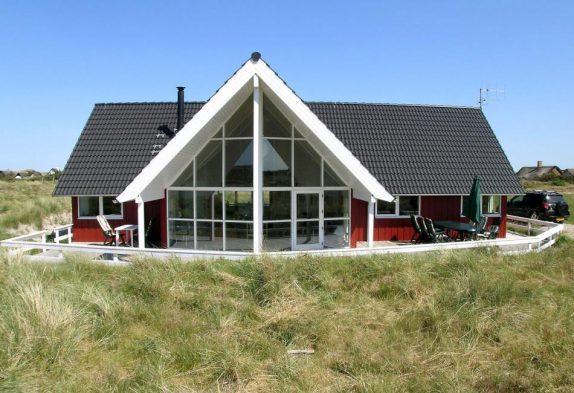 Schickes Nichtraucher-Ferienhaus mit schöner Aussicht
