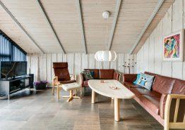 Gemütliches Sommerhaus mit Holzofen und Geschirrspüler (Bild 3)