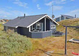 Ferienhaus an der Nordsee im Ferienland Bjerregård