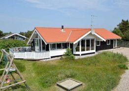 Gemütliches Ferienhaus mit Terrasse und Wärmepumpe (Bild 1)
