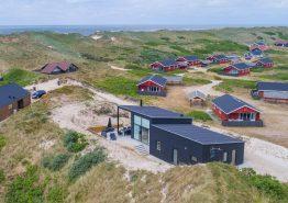 Neues 5-Sterne Ferienhaus mit Sauna, nur 100 mtr. entfernt vom Strand