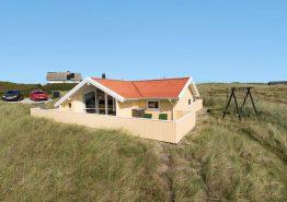 Gepflegtes Ferienhaus mit schöner Terrasse ? Strandnah (Bild 1)
