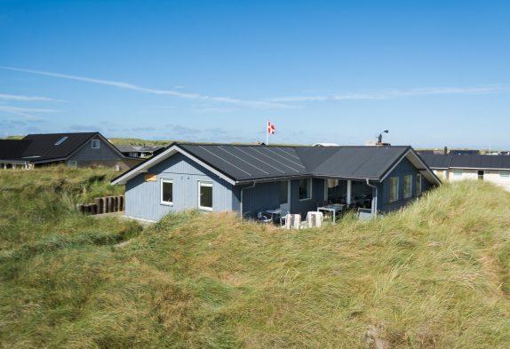 Gepflegtes Ferienhaus in ruhiger Lage dicht am Strand