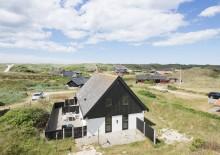 Schönes Ferienhaus nur 200 m von Dünen und Strand