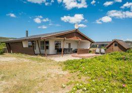 Gemütliches Ferienhaus, nur 150 Meter bis zum Strand