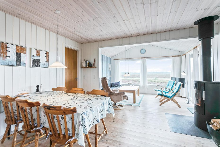 ferienhaus mit panoramablick in den d nen und dicht am meer esmark. Black Bedroom Furniture Sets. Home Design Ideas
