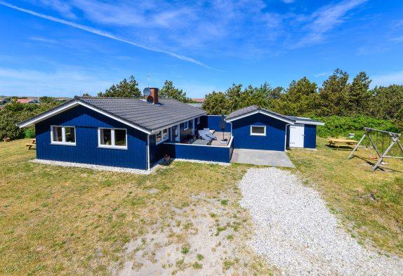 Familienurlaub zwischen Fjord und Nordsee, mit Sauna
