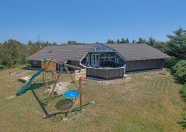 Ferienhaus mit Swimmingpool & Wärmepumpe, Hunde erlaubt (Bild 1)