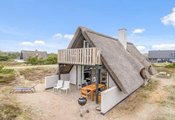 Ein charmantes Ferienhaus für 4 Personen