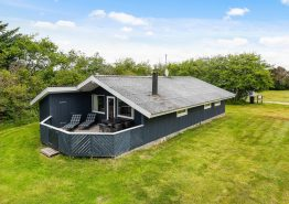 Rustikales Ferienhaus mit Sauna und Kaminofen inBjerregård. Kat. nr.: BB1046, Sigfred Jensens Vej 9;