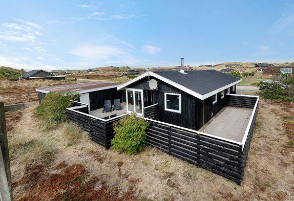Strandhaus mit geschlossener Terrasse ? 1 Hund erlaubt