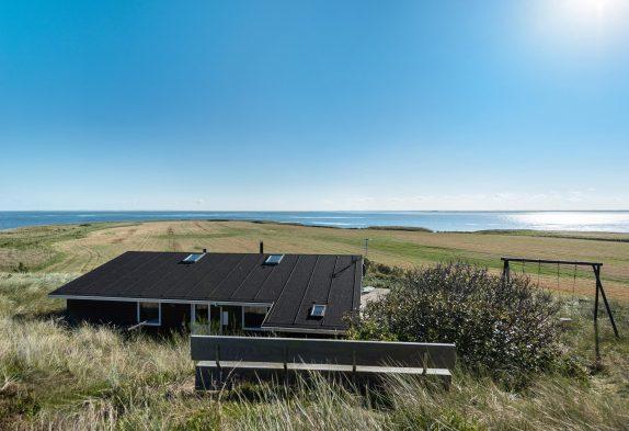 Skønt feriehus med fjordudsigt og god beliggenhed