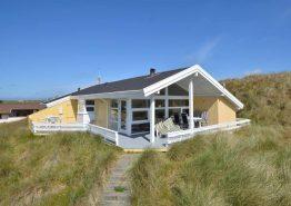 Ruhig gelegenes Ferienhaus mit Aussicht auf den Fjord. Kat. nr.:  C3048, Skodbovej 29;