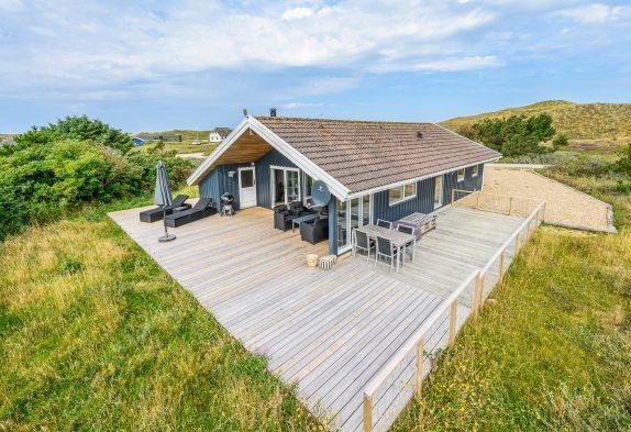 Charmantes Ferienhaus für 4 Personen, nur 500 m zum Strand