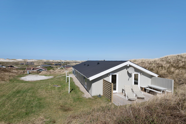 Dejligt feriehus med udsigt over klitlandskabet (billede 26)