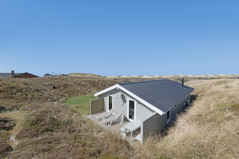 Dejligt feriehus med udsigt over klitlandskabet (billede 27)