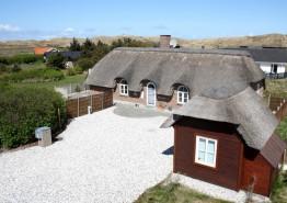 Qualitätshaus mit zwei geschützten Terrassen. Kat. nr.:  C3381, Skodbovej 101;