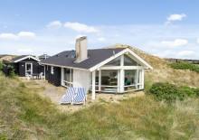Dejligt feriehus med udsigt over Ringkøbing Fjord. Kat. nr.:  C3504, Skodbovej 33;