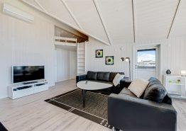 Strandnahes Nichtraucherhaus für 8 Personen mit Whirlpool und Sauna (Bild 3)