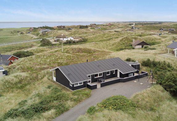 Luxuriöses Ferienhaus in Skodbjerge mit Aussicht