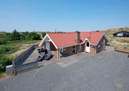 Ferienhaus mit Blick auf den Fjord für 6 Personen. Kat. nr.:  D3137, Tornbjerrevej 78;