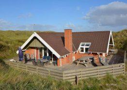 Sehr schönes Ferienhaus nah an der Nordsee