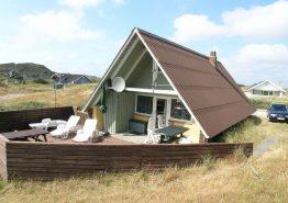 Ruhig gelegenes Ferienhaus mit großer Terrasse (Bild 1)