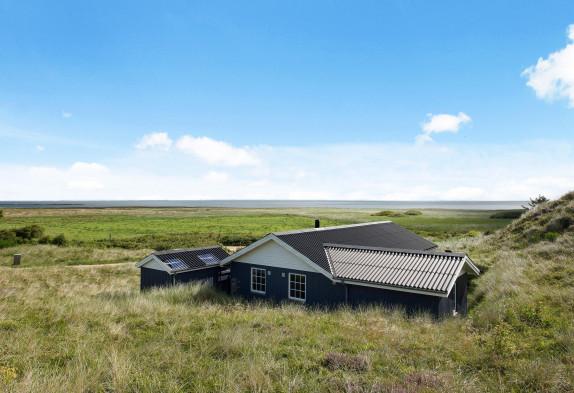 Ferienhaus mit tollem Ausblick in schöner Lage