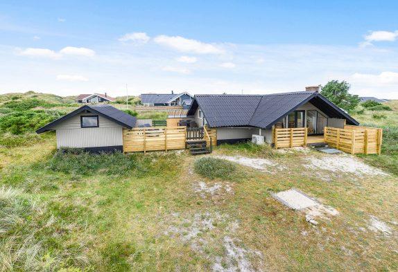 Gemütliches Ferienhaus mit 2 tollen Terrassen