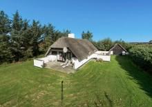 Gemütliches Ferienhaus an der Nordsee in Haurvig. Kat. nr.:  D3534, Kr. Madsens Vej 25;