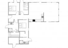 Schickes Nichtraucherhaus mit Sauna dicht am Strand (Bild 2)