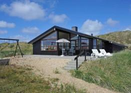 Ferienhaus mit tollem Ausblick auf den Fjord. Kat. nr.:  D3553, Tornbjerrevej 76;