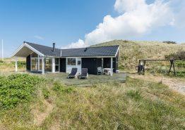 Gemütliches Ferienhaus dicht am Strand und den Dünen
