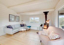 Klassischer Ferienhausurlaub im Holzhaus nur 100m vom Meer (Bild 3)