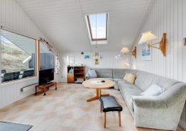 Kleines, gemütliches Ferienhaus mit wunderschönem Blick auf den Fjord (Bild 3)