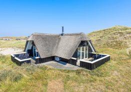 Tolles, in 2020 renoviertes Ferienhaus unter Reet mit Sauna. Kat. nr.: DD1087, Havbjergevej 10A;