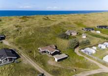 Sommerhaus dicht am Strand mit Blick auf die Dünen. Kat. nr.:  E4064, Karen Brands Vej 112;