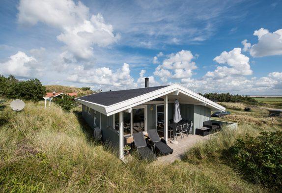 Tolles Ferienhaus mit Ausblick auf den Fjord