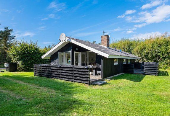 Gemütliches und gepflegtes Ferienhaus in Årgab
