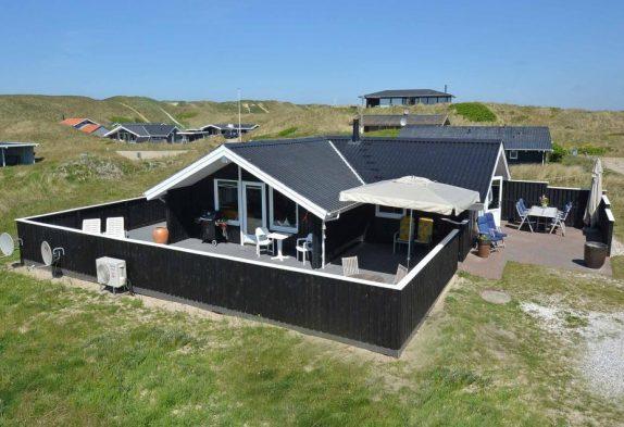 Renoviertes Ferienhaus mit Wärmepumpe in Årgab