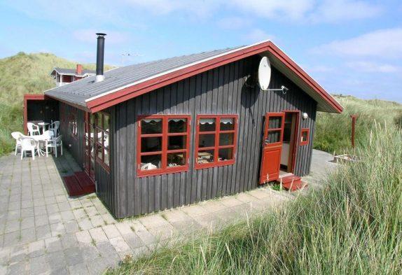 Tolles Sommerhaus im schönen Årgab